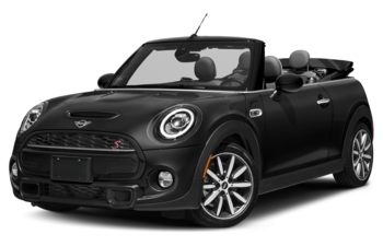 2021 Mini Convertible - MINI Yours Enigmatic Black Metallic