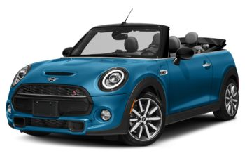 2021 Mini Convertible - Deep Laguna Metallic