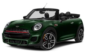 2019 Mini Convertible - JCW Rebel Green