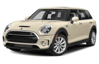2019 Mini Clubman - Pepper White