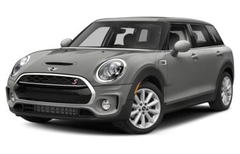 2019 Mini Clubman - Moonwalk Grey Semi-Metallic