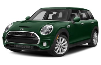 2019 Mini Clubman - JCW Rebel Green