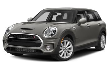 2019 Mini Clubman - Melting Silver Metallic