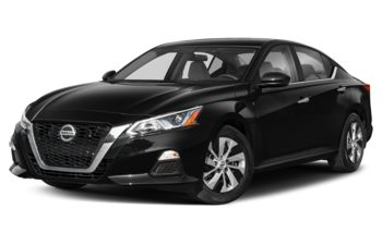2020 Nissan Altima - Super Black