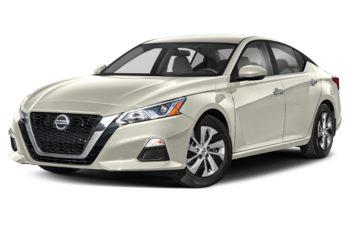 2020 Nissan Altima - Glacier White