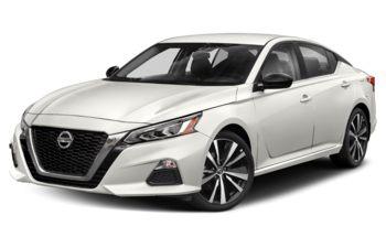 2021 Nissan Altima - Pearl White TriCoat