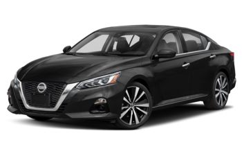 2021 Nissan Altima - Super Black