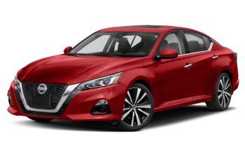 2020 Nissan Altima - Scarlet Ember