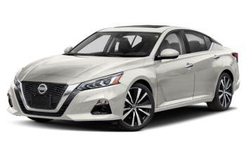 2020 Nissan Altima - Pearl White TriCoat