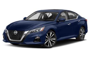 2020 Nissan Altima - Deep Blue Pearl
