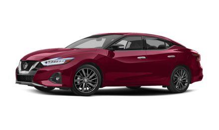 2019 Nissan Maxima SV