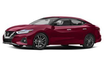 2019 Nissan Maxima - Carnelian Red Metallic