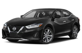 2019 Nissan Maxima - Super Black