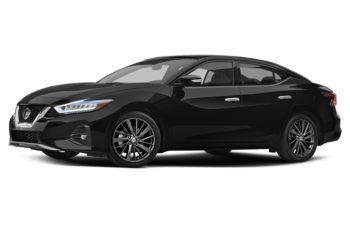 2019 Nissan Maxima - Super Black