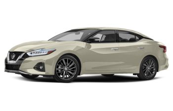 2019 Nissan Maxima - Pearl White