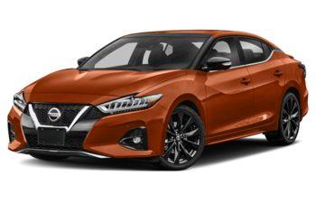 2021 Nissan Maxima - Sunset Drift ChromaFlair Metallic