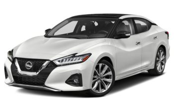2020 Nissan Maxima - Pearl White