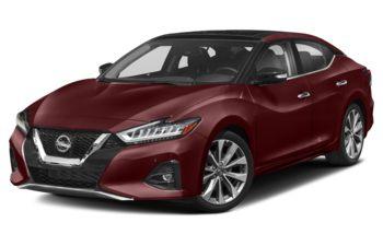 2020 Nissan Maxima - Deep Blue Pearl
