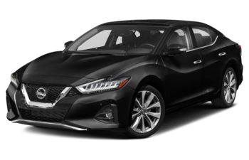 2021 Nissan Maxima - Super Black Metallic