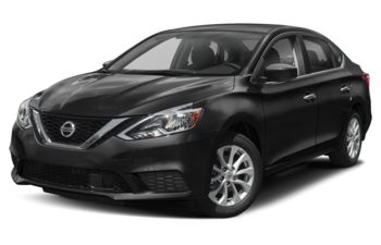 2019 Nissan Sentra - Super Black