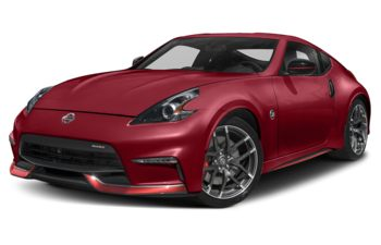 2020 Nissan 370Z - Solid Red