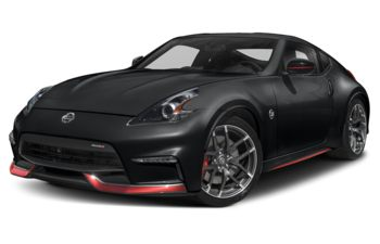 2019 Nissan 370Z - Magnetic Black Metallic