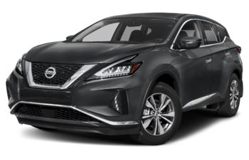 2020 Nissan Murano - Magnetic Black Metallic