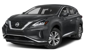 2019 Nissan Murano - Magnetic Black Metallic