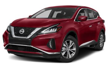 2020 Nissan Murano - Cayenne Red Metallic