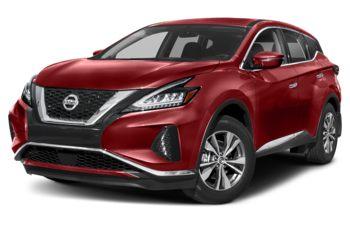 2020 Nissan Murano - Cayenne Red Metallic