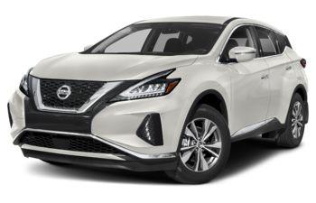 2020 Nissan Murano - Pearl White