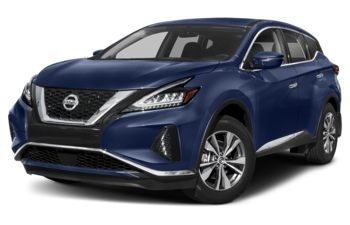 2020 Nissan Murano - Deep Blue Pearl Metallic