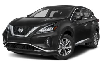 2020 Nissan Murano - Super Black Metallic
