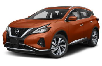 2020 Nissan Murano - Sunset Drift Metallic