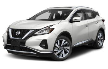 2021 Nissan Murano - Pearl White Pearl Metallic