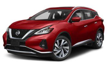 2021 Nissan Murano - Scarlet Ember Pearl Metallic