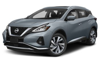 2021 Nissan Murano - Solid Grey Pearl Metallic