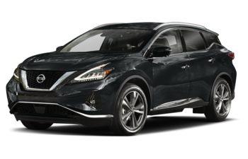 2019 Nissan Murano - Magnetic Black Metallic