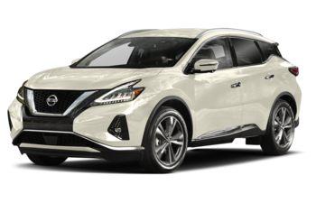 2019 Nissan Murano - Pearl White Pearl Metallic