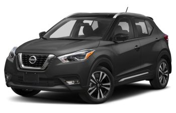 2019 Nissan Kicks - Gun Metallic