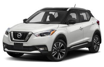 2020 Nissan Kicks - Aspen White Pearl
