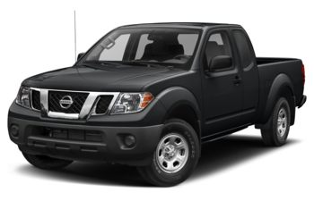 2019 Nissan Frontier - Magnetic Black Metallic