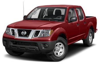 2019 Nissan Frontier - Cayenne Red Pearl Mica Metallic