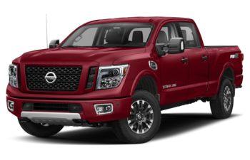 2019 Nissan Titan XD - Cayenne Red Metallic
