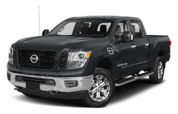 2019 Nissan Titan XD - N/A