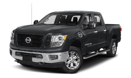 2019 Nissan Titan XD S Gas