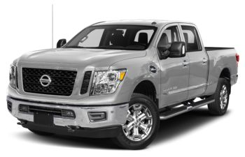2019 Nissan Titan XD - Brilliant Silver Metallic