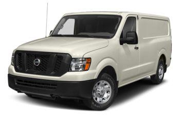 2019 Nissan NV Cargo NV2500 HD - Glacier White