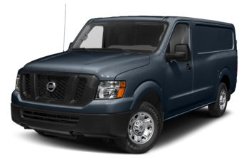 2019 Nissan NV Cargo NV2500 HD - Arctic Blue Metallic