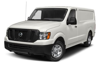 2021 Nissan NV Cargo NV2500 HD - N/A